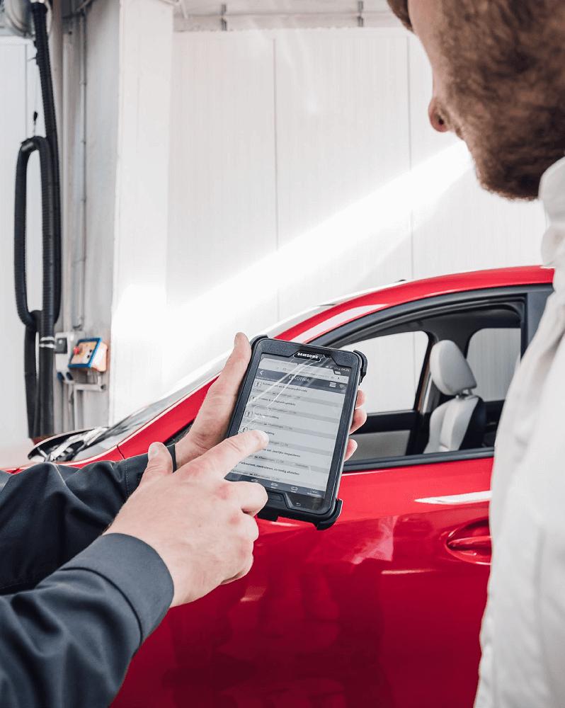 Mazda dales & service